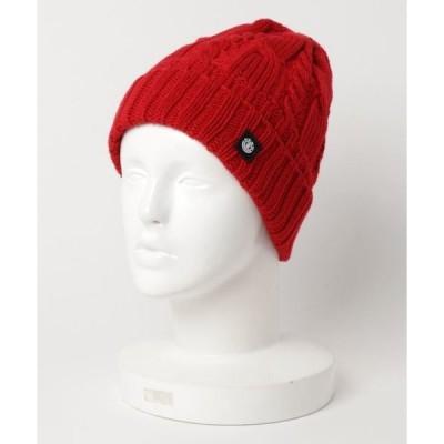 帽子 キャップ ELEMENT メンズ FLOW ビーニー/エレメント ニットキャップ  帽子
