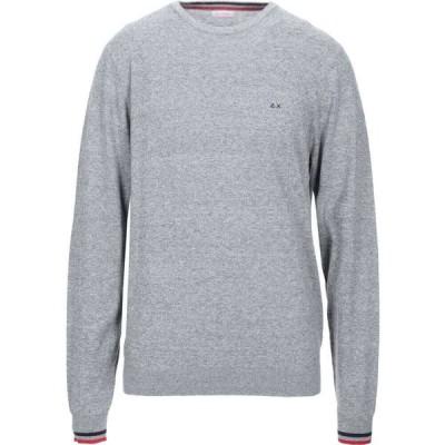 サン シックスティーエイト SUN 68 メンズ ニット・セーター トップス sweater Grey
