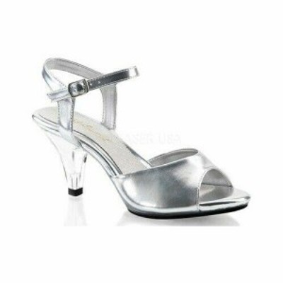 Fabulicious  ファッション サンダル Fabulicious Womens  Belle 309 Ankle-Strap Sandal