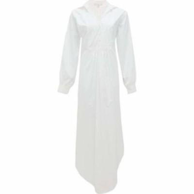 ホワイトストーリー White Story レディース ワンピース シャツワンピース ワンピース・ドレス Helena cotton maxi shirt dress White