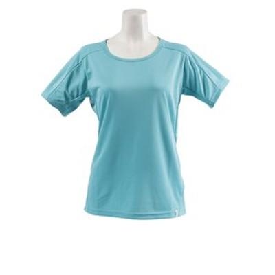 エックスティーエス(XTS)Tシャツ レディース 半袖 サイクルエアー 864G8ID5694 EGRN オンライン価格
