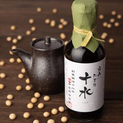 宝山たまり十水 200ml 7本 セット 醤油 国産丸大豆しょうゆ たまり醤油 調味料 しょうゆ 愛知県 中定商店