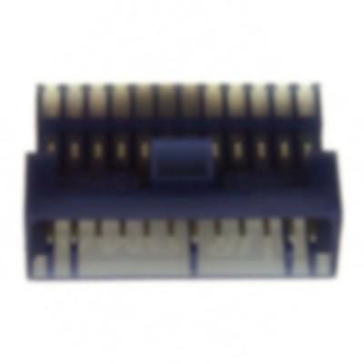 TE Connectivity AMP Connectors 4-647002-2 CONN PLUG 12POS IDC 26AWG TIN【キャンセル不可】