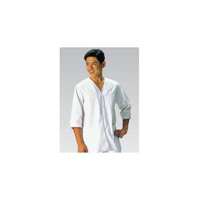 【まとめ買い10個セット品】男性用調理衣 七分袖 FA-323 M