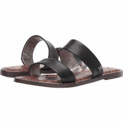サム エデルマン Sam Edelman レディース サンダル・ミュール シューズ・靴 Gala Black Atanado Leather