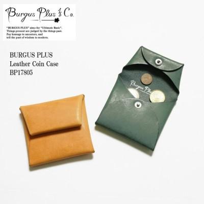 BURGUS PLUS (バーガスプラス) Leather Wallet BP17805