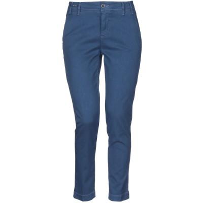 TELERIA ZED パンツ ブルー 26 コットン 98% / ポリウレタン 2% パンツ