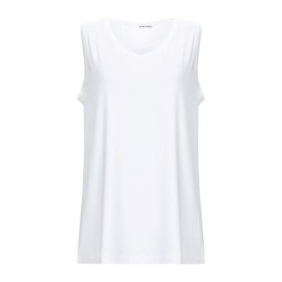 トーマス・マイヤー TOMAS MAIER T シャツ ホワイト 6 レーヨン 94% / ポリウレタン 6% T シャツ