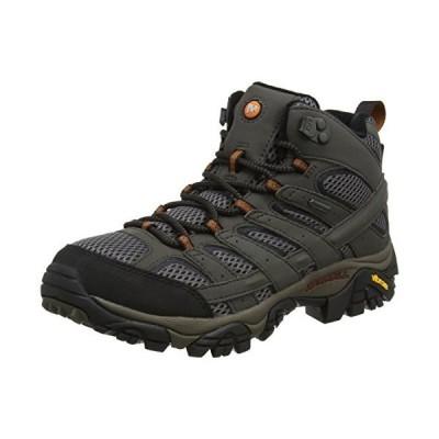 (9 (EU 43.5), Grey (Beluga)) - Merrell Men Moab 2 Mid GTX High Rise Hiking