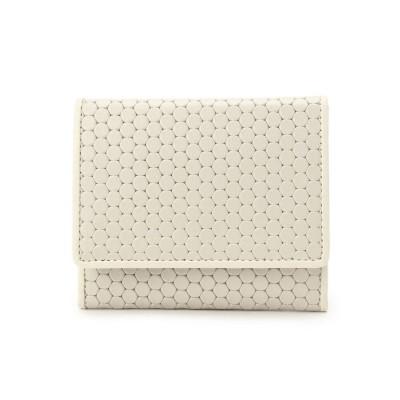 HIROKO HAYASHI(ヒロコ ハヤシ) CARDINALE(カルディナーレ) 薄型ミニ財布