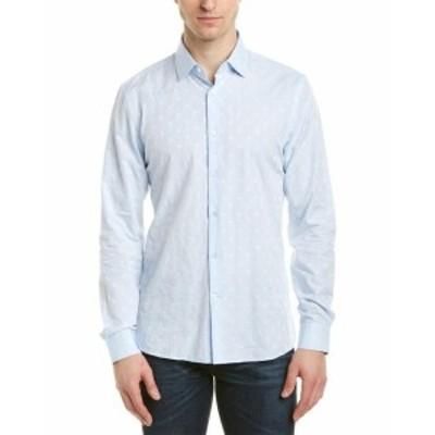 ファッション アウター Reiss Gilespie Slim Fit Woven Shirt