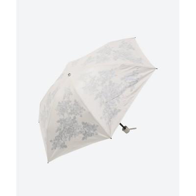 <PREMIUM WHITE(Women)/プレミアムホワイト> シャード―ローズ 晴雨兼用傘 ブルー【三越伊勢丹/公式】
