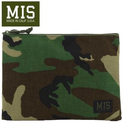 エムアイエス MIS TOOL POUCH M MIS-1001 WOODLAND CAMO(グリーン)