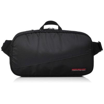 [ノーマディック] ウエストバッグ 軽量 NW-01 黒