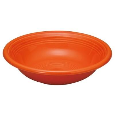 洋陶オープン 洋食器 / オービット マンダリンオレンジ24cmスープボール 寸法: 24 x 6cm