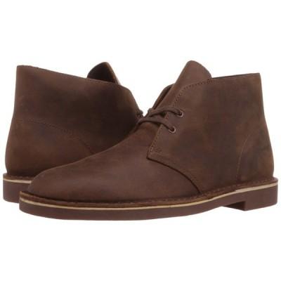クラークス ブーツ&レインブーツ シューズ メンズ Bushacre 2 Beeswax Leather