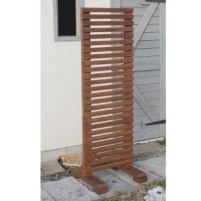 木製目隠しフェンス 細タイプ