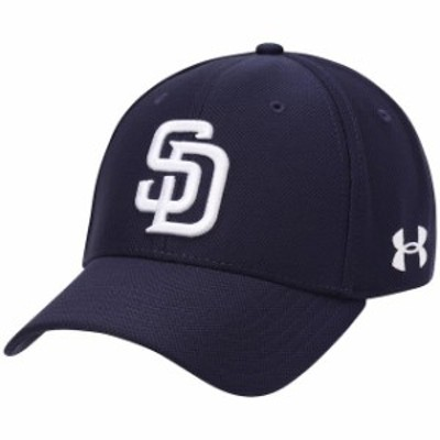 Under Armour アンダー アーマー スポーツ用品  Under Armour San Diego Padres Navy Blitzing Performance Adjustable Hat