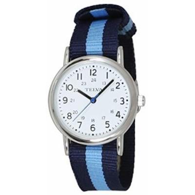 [クレファー] 腕時計 TE-AM042-NVS ブルー(中古品)