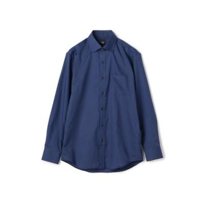 シャツ ブラウス 【EASYCARE】コットンドビーシャツ