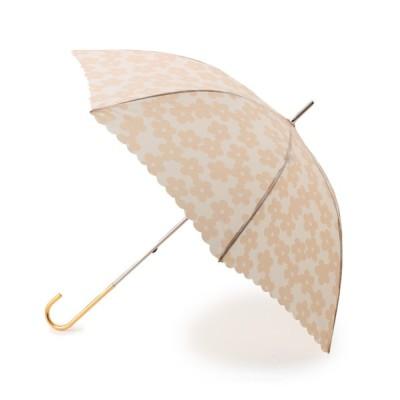 WORLD ONLINE STORE SELECT / スカラップ花柄晴雨兼用長傘 WOMEN ファッション雑貨 > 長傘