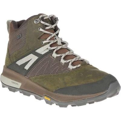 メレル メンズ ブーツ・レインブーツ シューズ Merrell Men's Zion Mid Waterproof Shoe