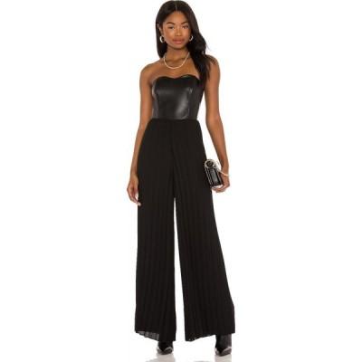 ビービーダコタ BB Dakota レディース オールインワン ビスチェ ジャンプスーツ ワンピース・ドレス Give Me A Bustier Jumpsuit Black