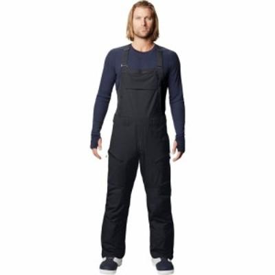 マウンテンハードウェア Mountain Hardwear メンズ スキー・スノーボード ビブパンツ ボトムス・パンツ Firefall Bib Pant Black