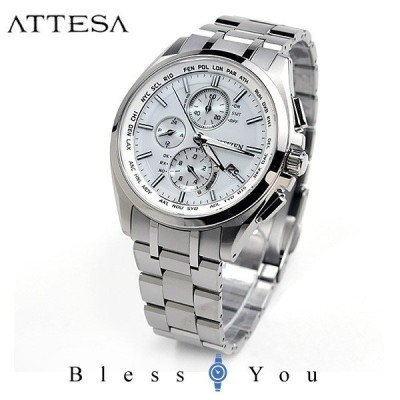 citizen アテッサメンズ腕時計 シチズン CITIZEN 腕時計 ATTESA アテッサ AT8040-57A メンズウォッチ