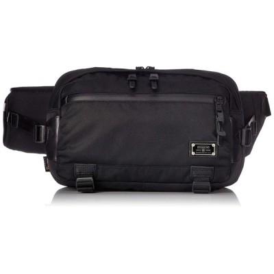 アッソブ BODY BAG L 061402 CORDURA DOBBY 305D BLACK