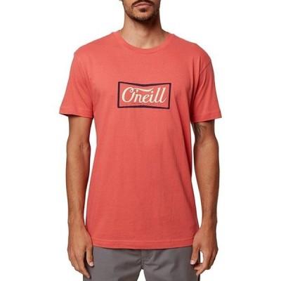 オニール メンズ シャツ トップス Standard-Fit Proclaim Short-Sleeve T-Shirt