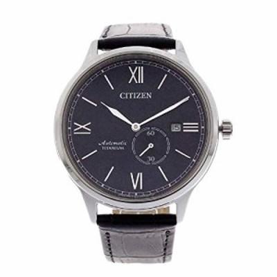 シチズン CITIZEN 腕時計 NJ0090-21L 自動巻き ネイビー ブラック ネイビー(中古品)