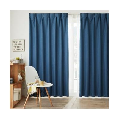 【送料無料!】軽くておしゃれ!優しい風合いの遮熱。防音。1級遮光カーテン&遮熱。UVカット。昼間見えにくいレースセット カーテン&レースセット, Curtains, sheer curtains, net curtains(ニッセン、nissen)