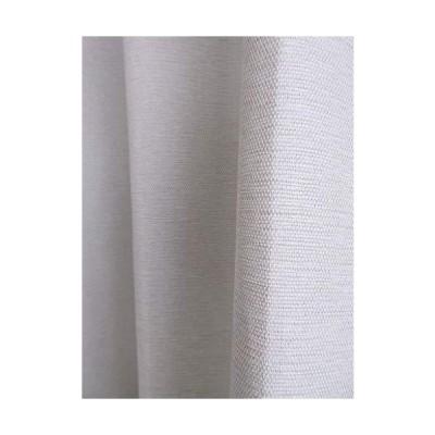【日本製 B級品】 省エネ 断熱 防炎 一級遮光 ウォッシャブルカーテン (M-140) (オフホワイト, 幅150cmX丈220cm 2枚?