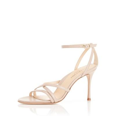マリオンパーク レディース サンダル シューズ Lillian Strappy Evening Sandals