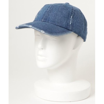 Parks TOKYO / 【NEWHATTAN/ニューハッタン】(UN)DISTRESSED 6PANEL CAP MEN 帽子 > キャップ