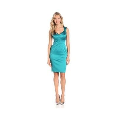 ドレス ジェシカシンプソン Jessica Simpson レディース ドレス・ワンピース JS3X4255 Satin ドレス W/. Everglade
