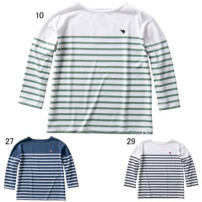 カンタベリー レディースファッション 長袖Tシャツ レディース 9/10スリーブ シャツ canterbury WA40113