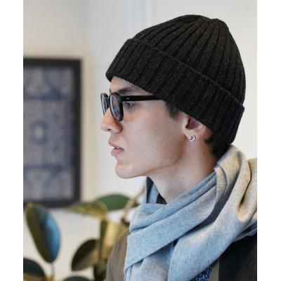MIG&DEXI / WOOL WATCH ウールワッチ MEN 帽子 > ニットキャップ/ビーニー