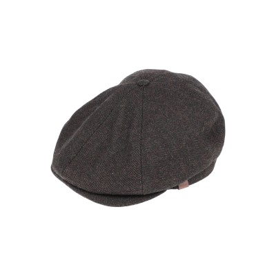 BARTS 帽子 ココア M ウール 50% / ポリエステル 50% 帽子