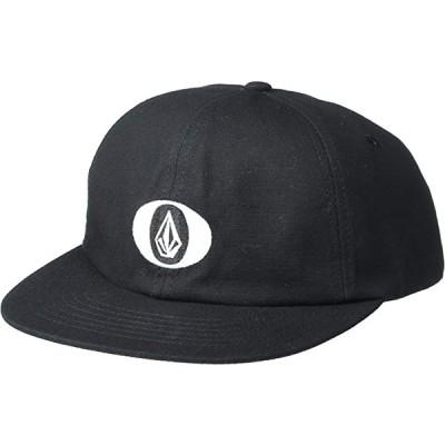 Volcom Stone O Strapback Hat Cap Black キャップ 送料無料