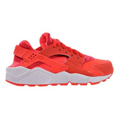 ナイキ NIKE エア ハラチ Air Huarache Run Low Running Shoes レディース 634835-608 ラン ロー ランニング スニーカー Bright Crimson White
