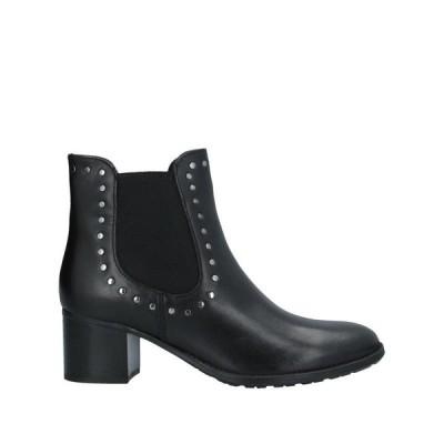 TSD12 ショートブーツ ファッション  レディースファッション  レディースシューズ  ブーツ  その他ブーツ ブラック