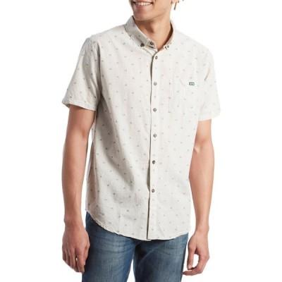 ビラボン Billabong メンズ 半袖シャツ トップス all day jacquard short-sleeve shirt Chino