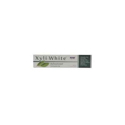 キシリホワイト リフレッシュミント デンタルペーストジェル 181g