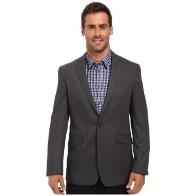 ケネスコール メンズ コート アウター Slim Fit Separate Coat Grey