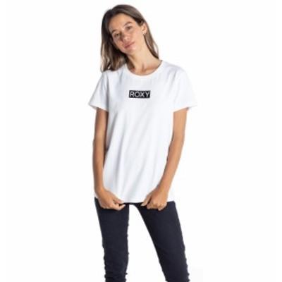 20%OFF セール SALE Roxy ロキシー BOX ROXY ロゴ Tシャツ Tシャツ ティーシャツ