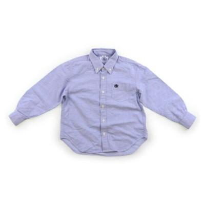 Jプレス J.PRESS シャツ・ブラウス 110サイズ 男の子 子供服 ベビー服 キッズ