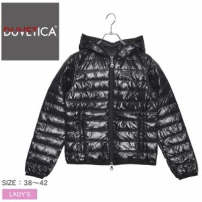 デュベティカ ダウンジャケット レディース ブラック 黒 DUVETICA D5030012S01-1035R アウター ダウン 防寒 大人 上着 おしゃれ 上品 ブ