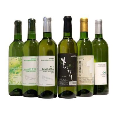 東夢ワイナリー 辛口白ワイン 6本セット ワイン 甲州ワイン 国産 720ml ワイナリー直送